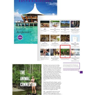 Luxury Hoteliers Magazine – Vista Celestial